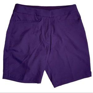 Puma Women SE Way 1 Purple Lightweight Golf Short